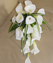 large calla lily bouquet